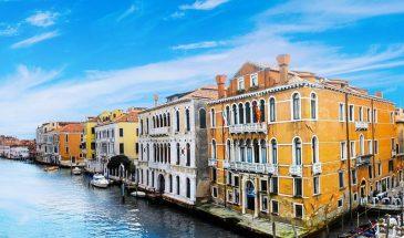Venice, Italy Tourism